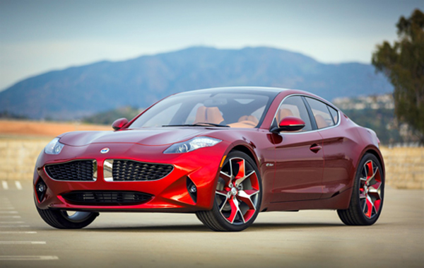 image via Fisker Automotive