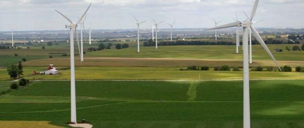 Gamesa Turbines at U.S. Wind Farm