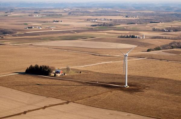 Gunderson Wind Turbine