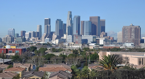 Los Angeles, Energy Star certified buildings, EPA