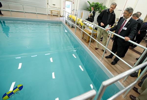 navy robotics lab