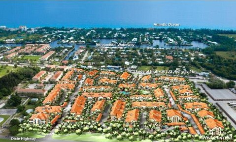 multifamily green development, seabourn cove