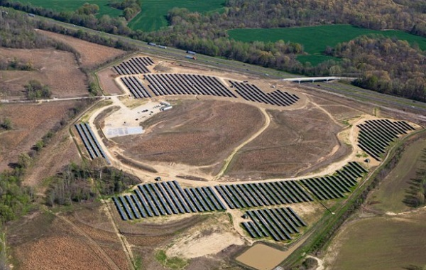 West Tennessee Solar Farm