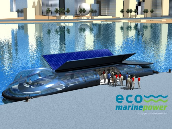 Tonbo Solar Hybrid Ferry
