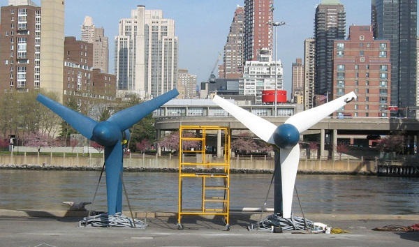 verdant power turbines