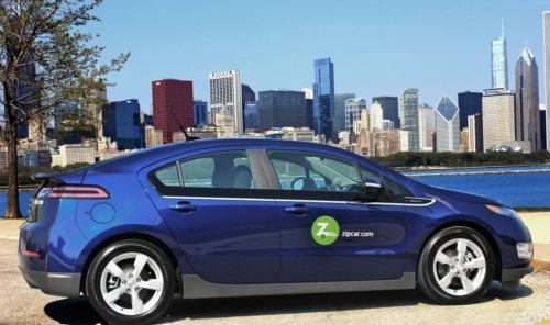 image via Zipcar