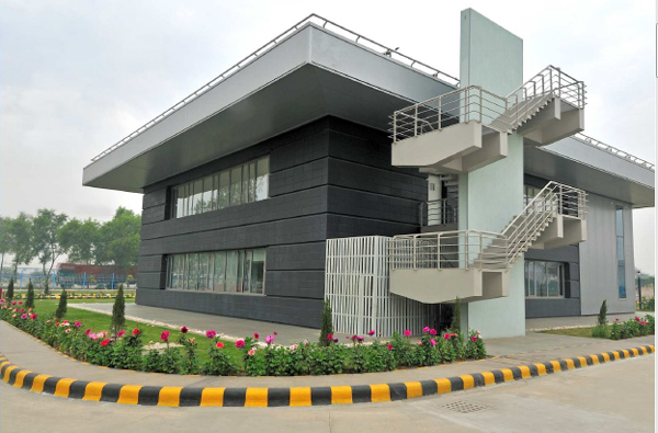 Bayer MaterialScience office building, Noida