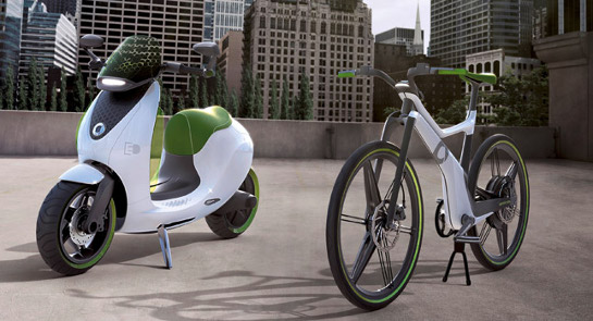 Smart-escooter-ebike