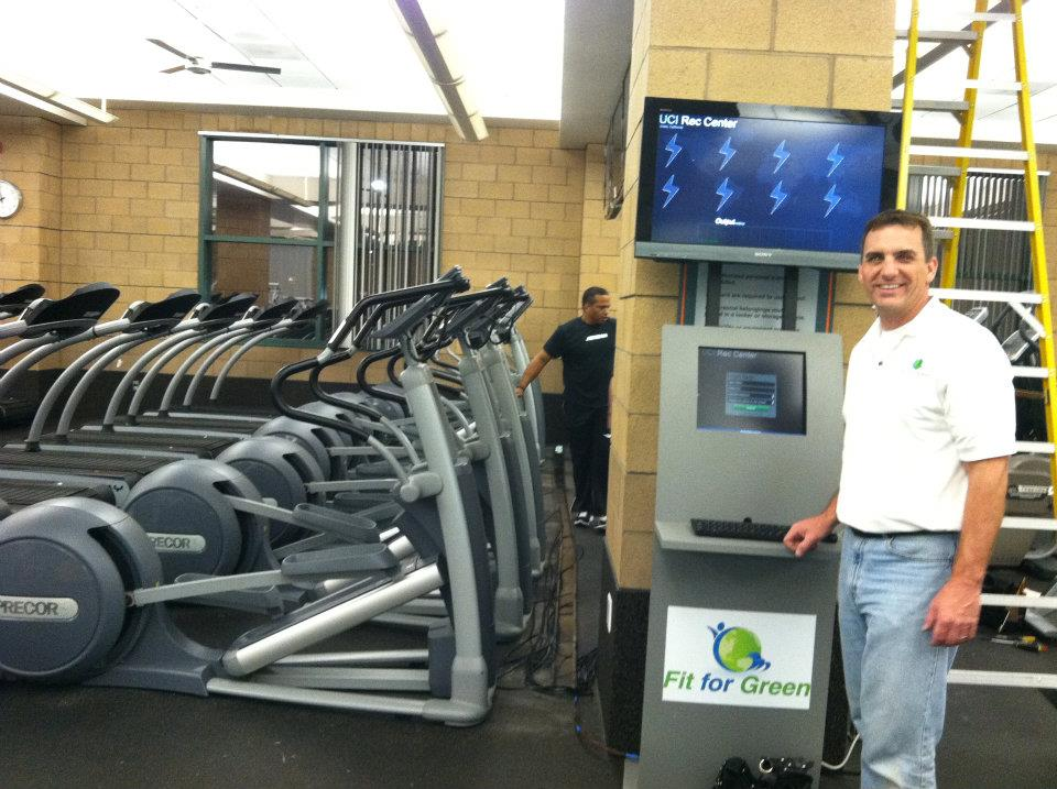 Survival Of The Fittest For Green Gym Pedalers Earthtechling