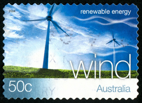 australia wind power