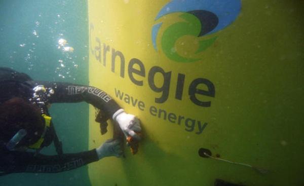 Carnegie Wave Energy, Australia