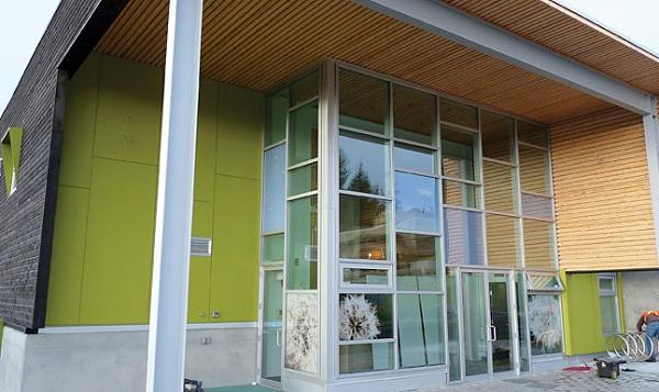 univercity childcare center,living building