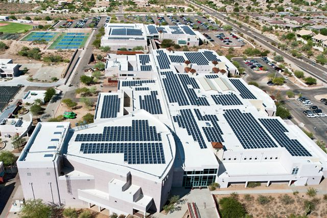 Solar Incentives Lure In More Arizona Schools Earthtechling