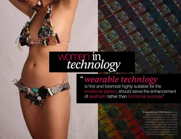 E-Waste Bikini