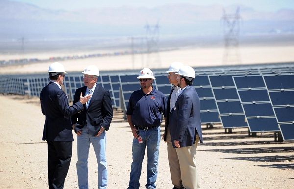 Silver State North solar project