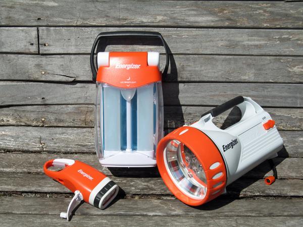 Energizer Solar Lights