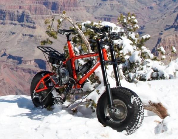 Hanebrink III EV Bike