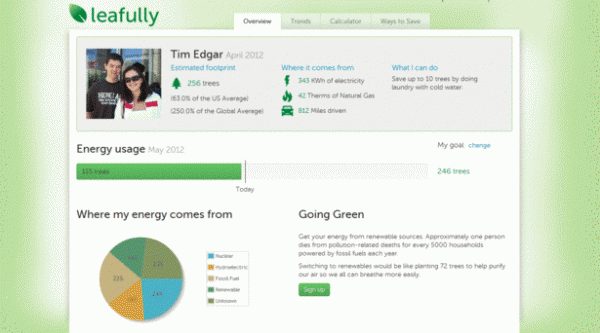 Leafully Energy App
