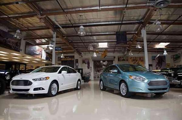 Jay Leno Ford cars