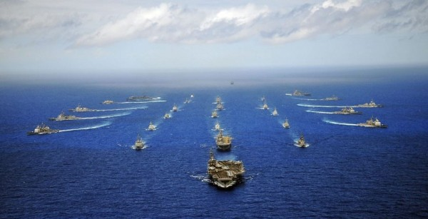 RIMPAC, Great Green Fleet, biofuels