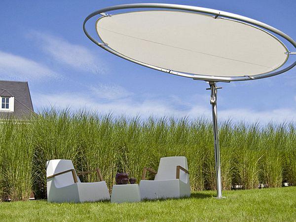 Solar Parasol