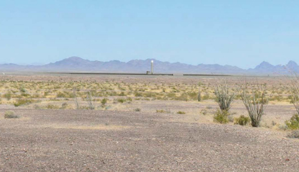 Quartzsite Solar Energy Project