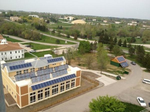 MUM Sustainable Living Center