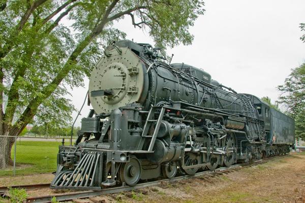 CSR train