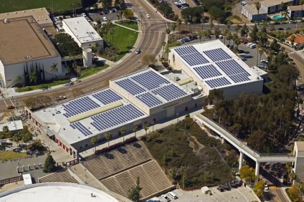 ARC solar, San Diego State, Sullivan Solar Power