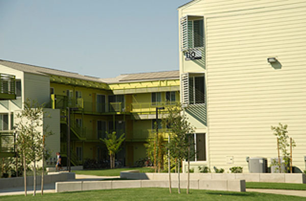 UC Davis West Village housing