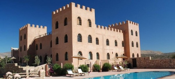 Atlas Kasbah Eco-Lodge