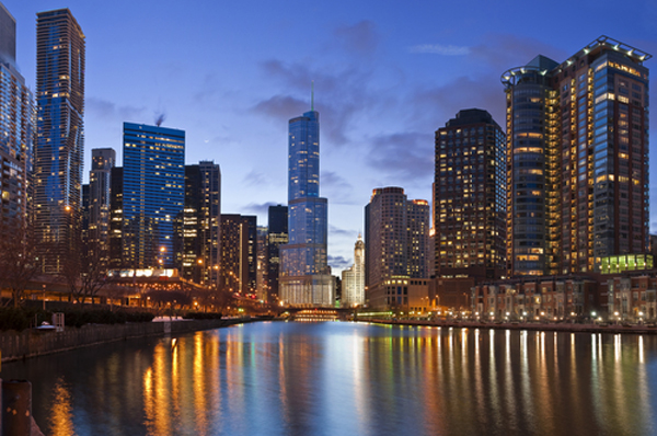 Chicago Skyline_Shutterstock