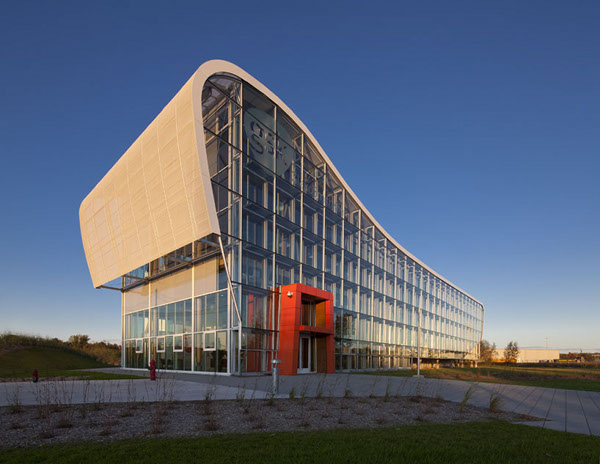 Glaxo Smith Kline administrative building