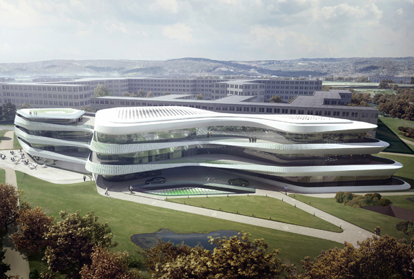 Green Climate Fund Headquarters, Bonn