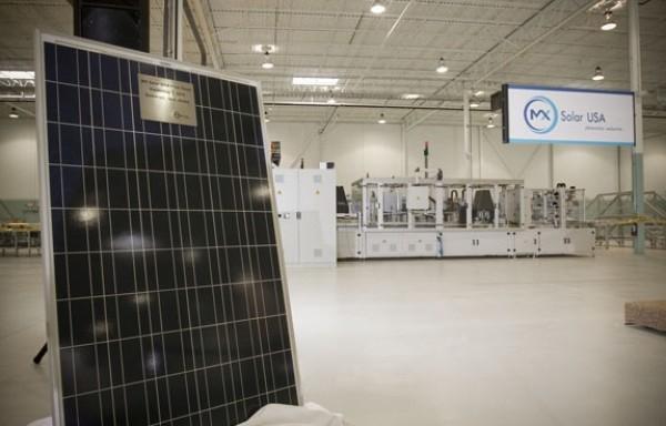 MX Solar USA