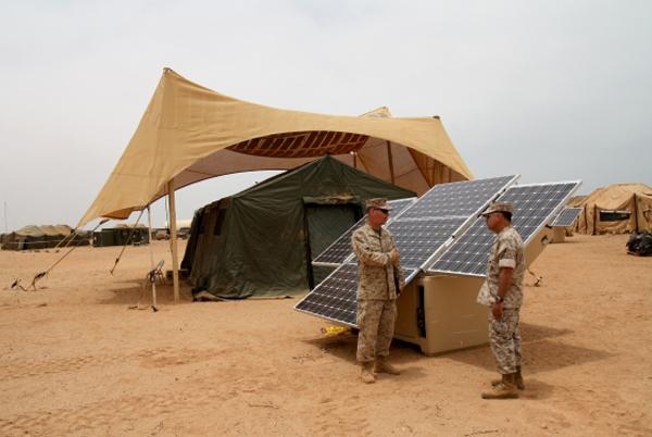 Solar-Military