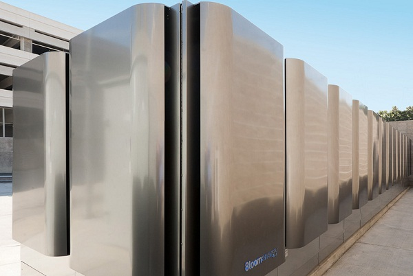 Bloom Energy, fuel cells, eBay data center
