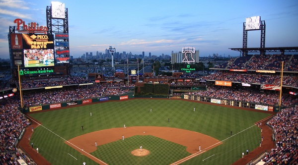 philadelphia phillies solar wind power