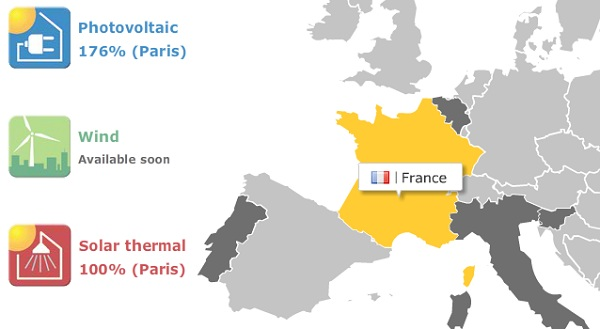 EnergizAir renewable energy forecast
