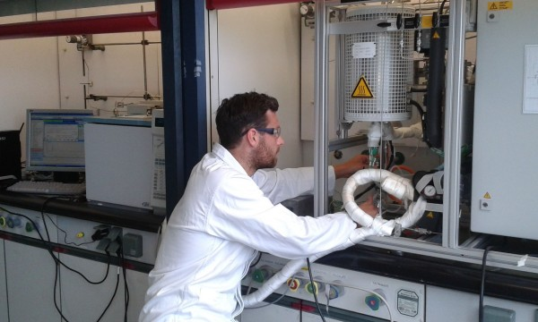 green fuel from carbon dioxide