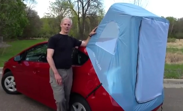 Prius Tent by Habitents