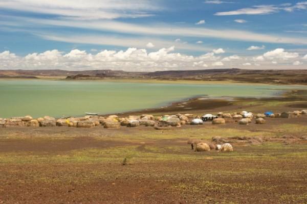 Lake Turkana, Kenya (image via Shutterstock)