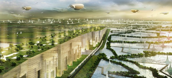 Water City of the Future