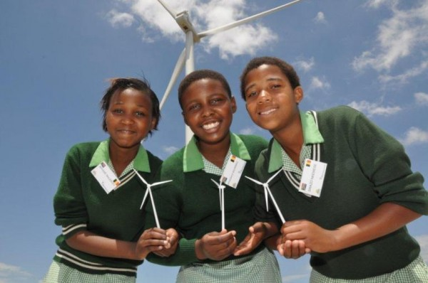 global wind day winner africa