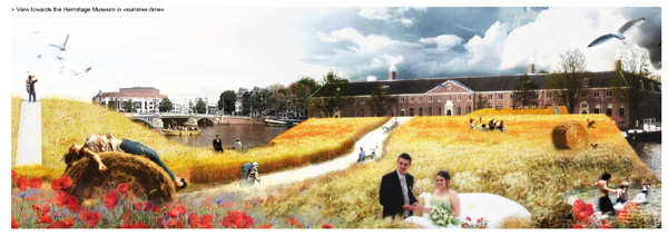 Amstel River Yard Project