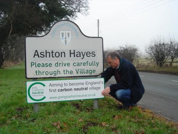 Ashton Hayes Going Carbon Neutral