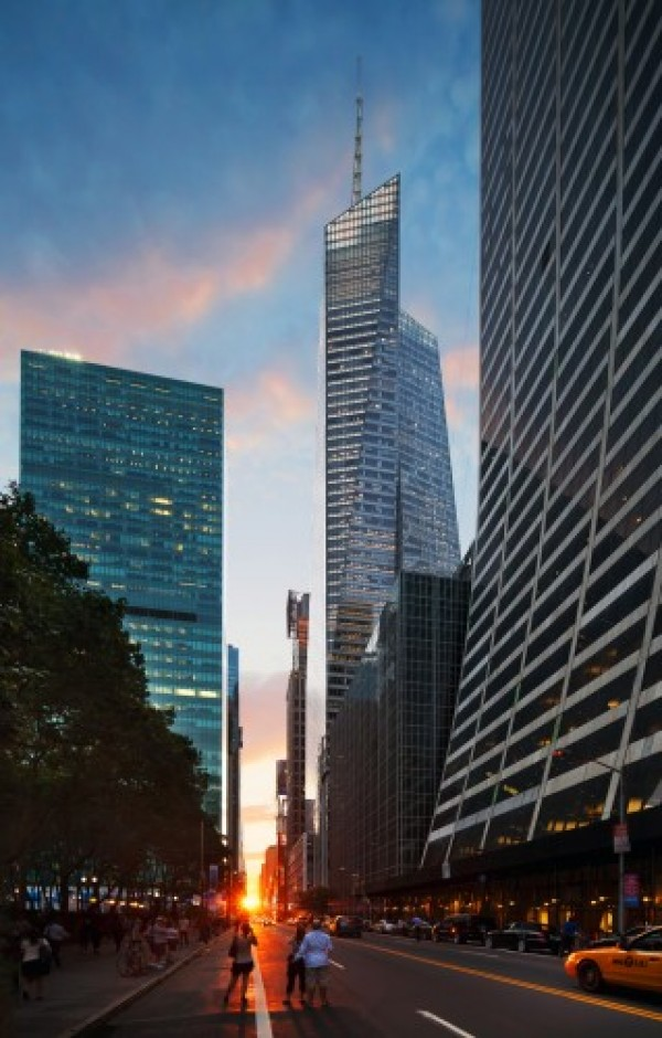 Bank of America, One Bryant Park