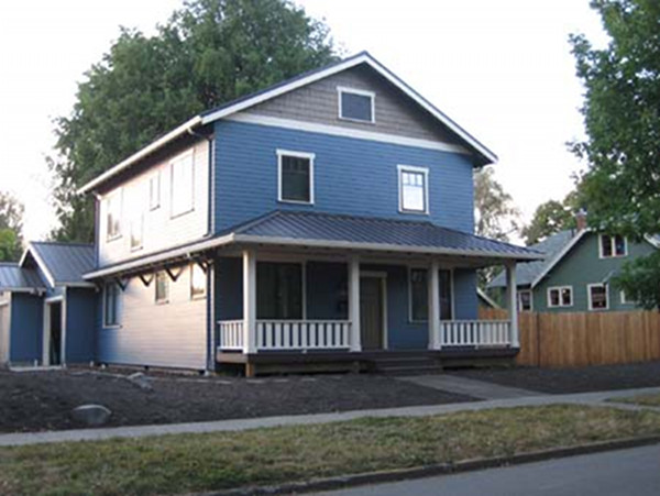 Passive House, Salem, Oregon