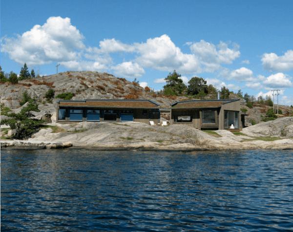 Buholmen Cabin
