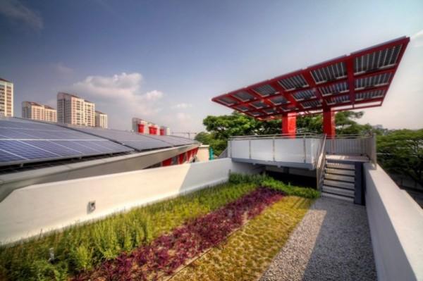 BCA roof